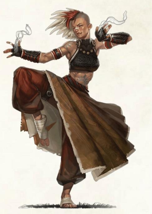 ESP Gaming / 5E Monk
